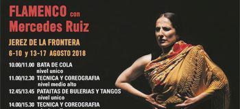 Flamenco con Mercedes Ruiz - Jerez de la Frontera