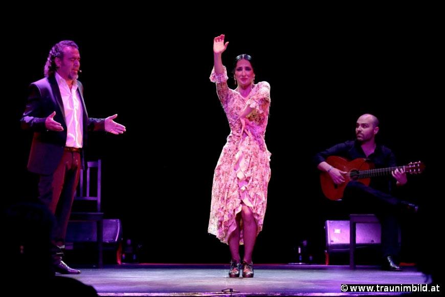 Mercedes Ruiz Baile de Palabra