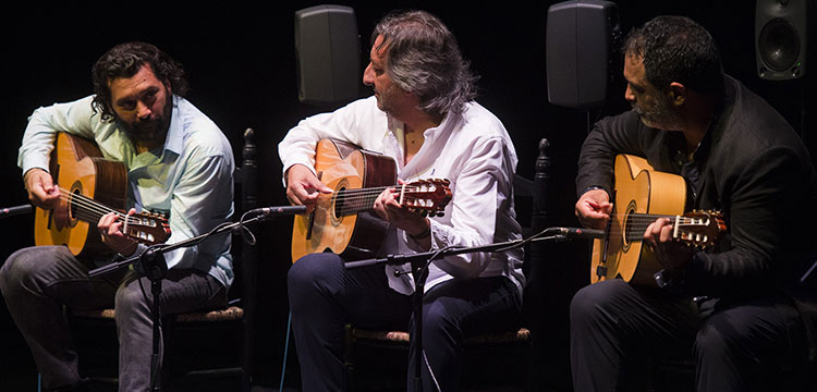 "The Madrid Flamenco Scene ""Debt and Duende. From Madrid straight to heaven"""
