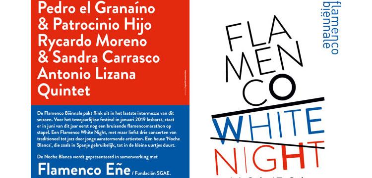 Noche/s blanca del Flamenco en los Países Bajos