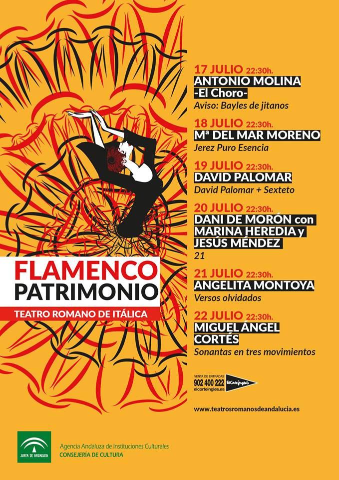 Patrimonio Flamenco Santiponce Sevilla