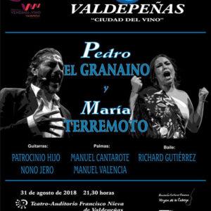 Festival Flamenco de Valdepeñas Ciudad del Vino
