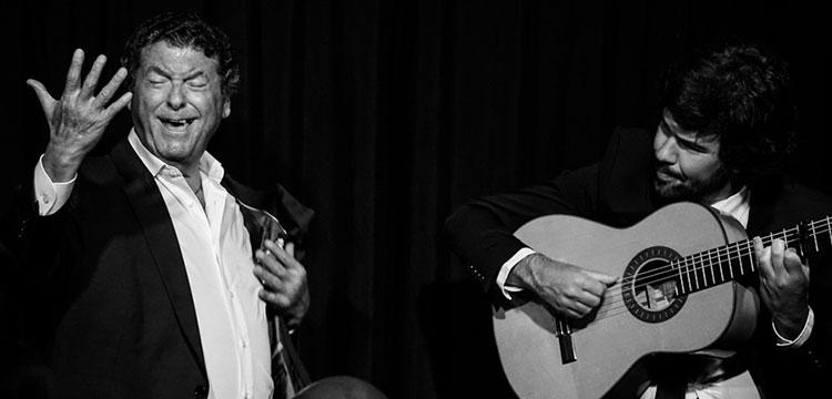 Luis el Zambo & Miguel Salado en la Sala García Lorca