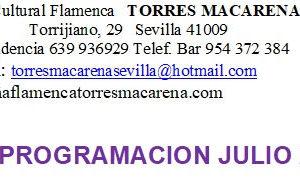 Torres Macarena