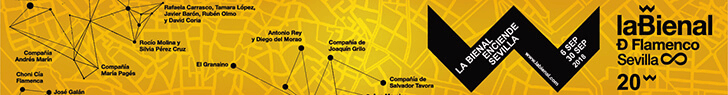La Bienal de Flamenco de Sevilla 2018