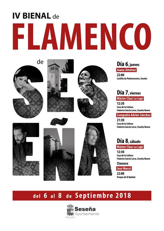 IV Bienal de Flamenco de Seseña
