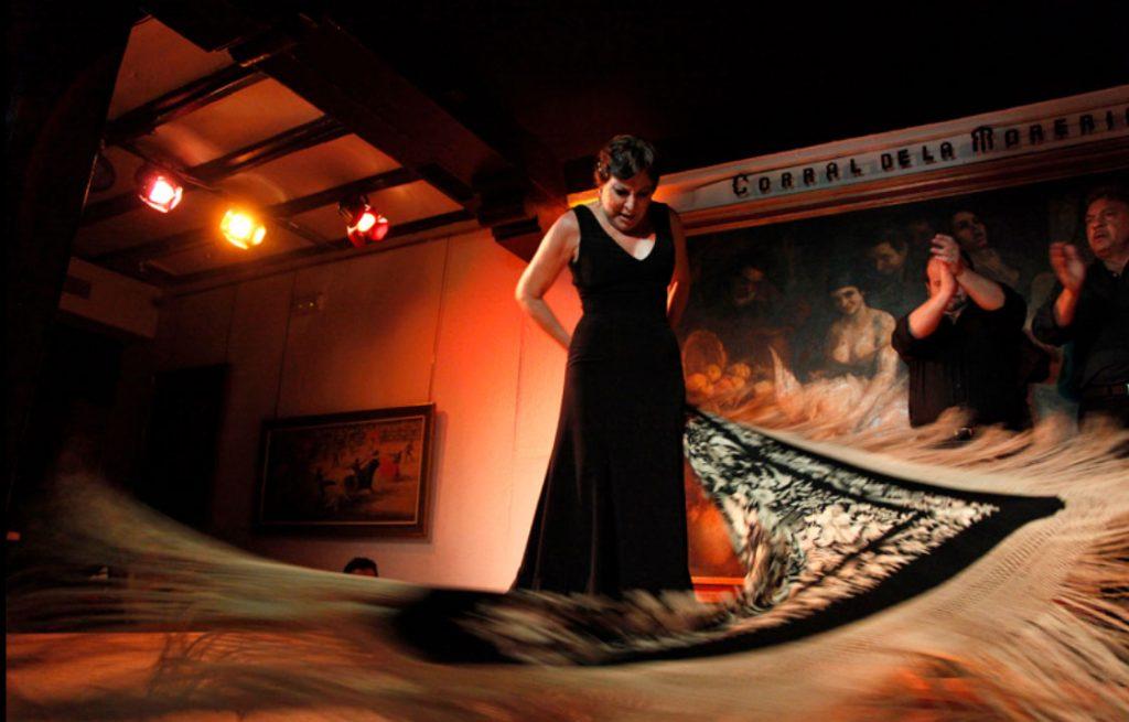 Blanca del Rey - Corral de la Moreria