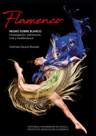 Cristina Cruces – FLAMENCO. NEGRO SOBRE BLANCO. (libro)