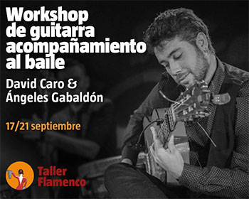 Vive tu Bienal con Taller Flamenco