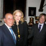 Nicole Kidman visita el Corral de la Moreria