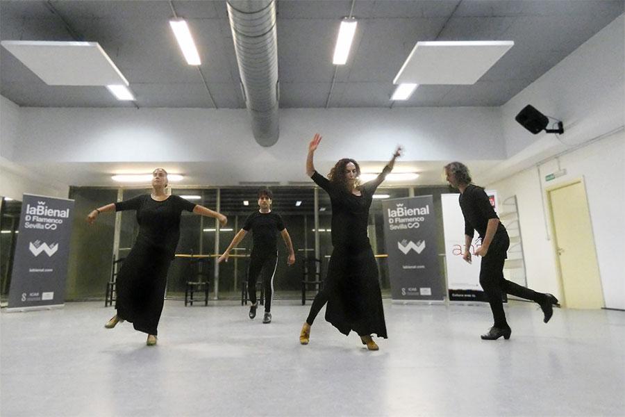 Salón de Baile - Rafaela Carrasco - La Bienal