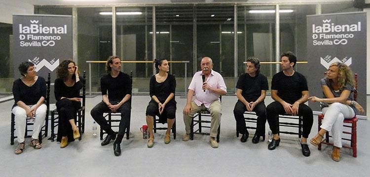 """Rafaela Carrasco estrenará """"El Salón de Baile"""" en la XX Bienal de Flamenco"""