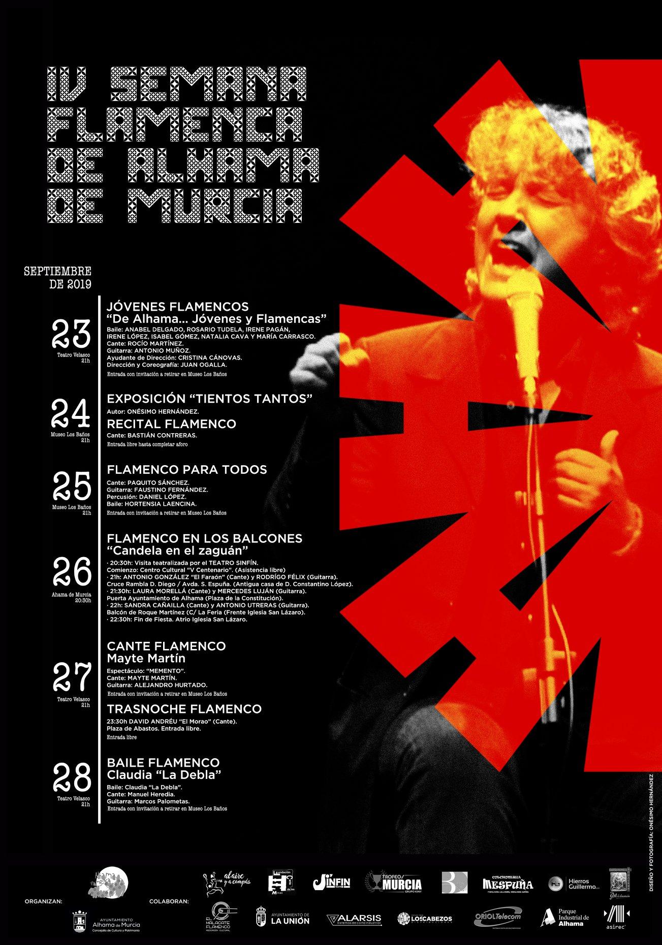 Semana Flamenca de Alhama