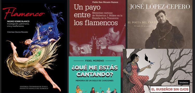 Flamenco books are also for summertime