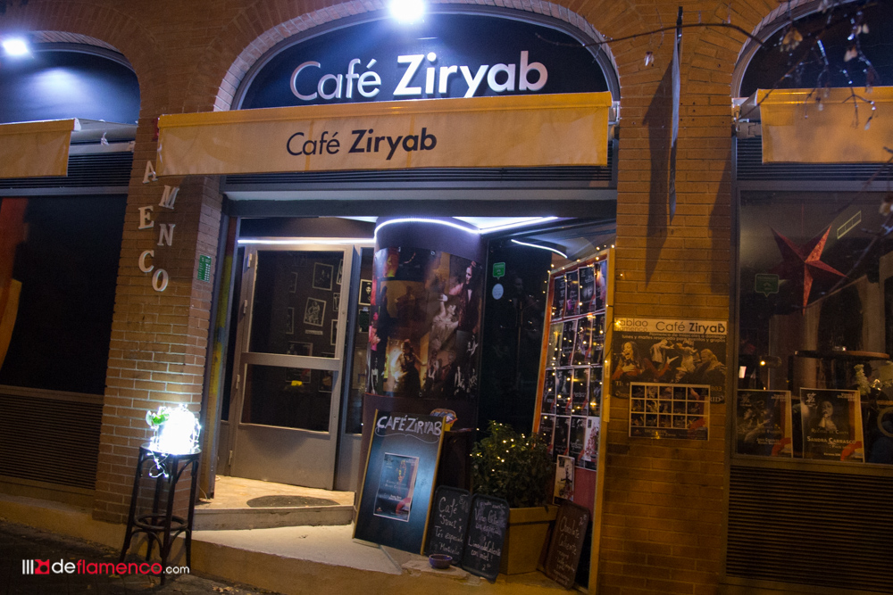 Café Ziryab - tablao flamenco madrid