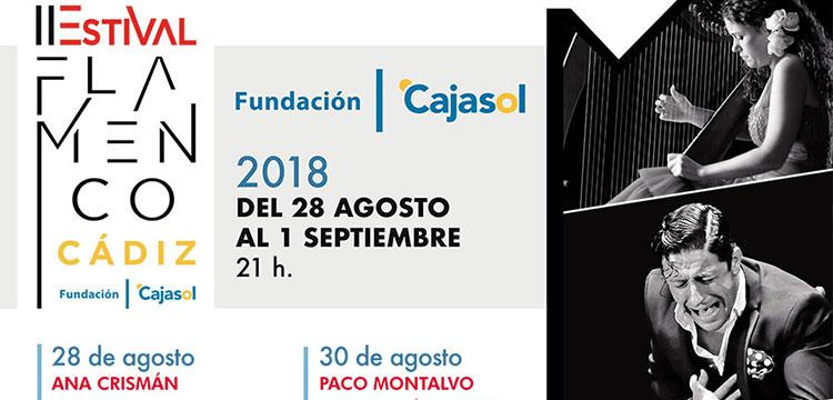 Comienza el II Estival Flamenco Cádiz