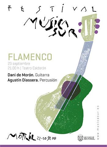 Festival Música Sur - Agustín Diassera & Dani de Morón