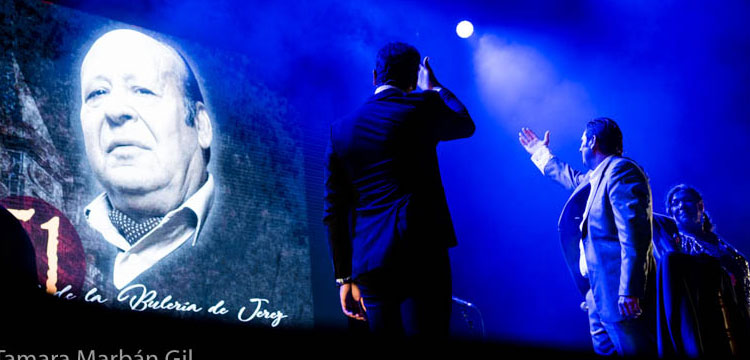 51ª Fiesta de la Bulería – Jerez canta a Manuel Moneo