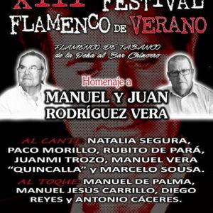 Flamenco de Verano Paradas