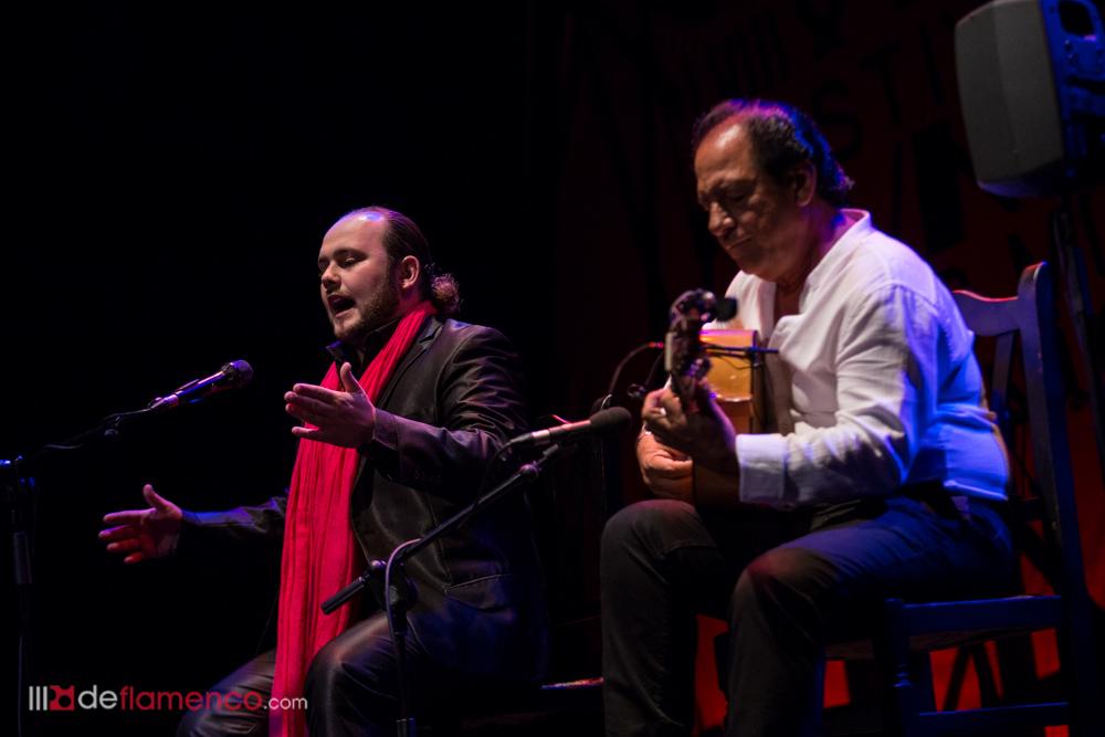Cante flamenco en el Cante de las Minas 2018