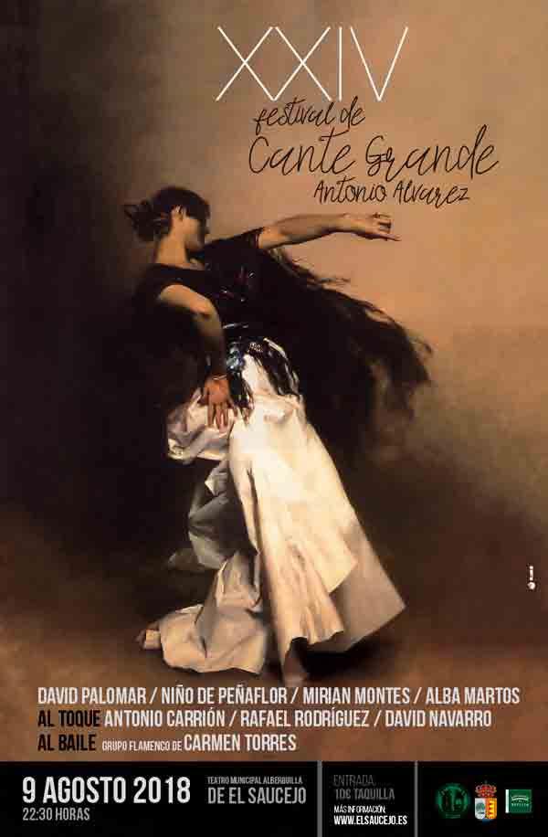 Festival de Cante Grande Antonio Álvarez – El Saucejo