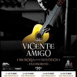 Vicente Amigo - US Tour