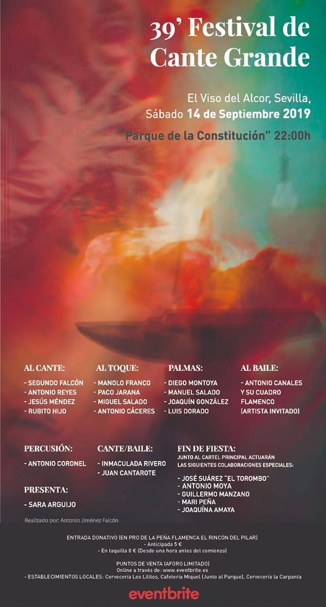 Festival del Cante Grande Viso del Alcor