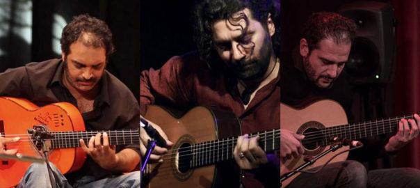 Pakete - Josemi Carmona- Diego del Morao