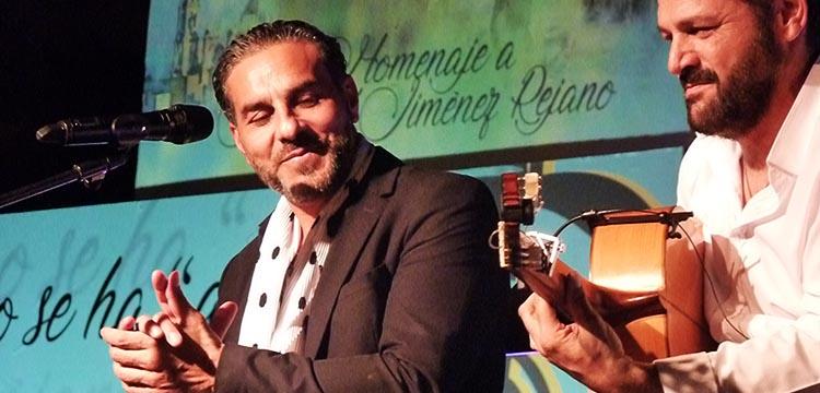 """52 Festival Cante Grande """"FOSFORITO"""" Homenaje a Manuel Jiménez Rejano"""
