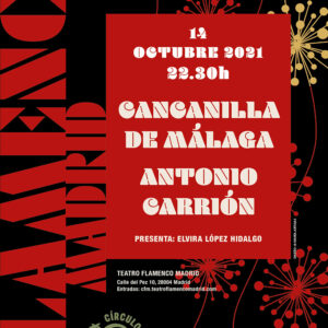 Cancanilla de Málaga - Círculo Flamenco de Madrid
