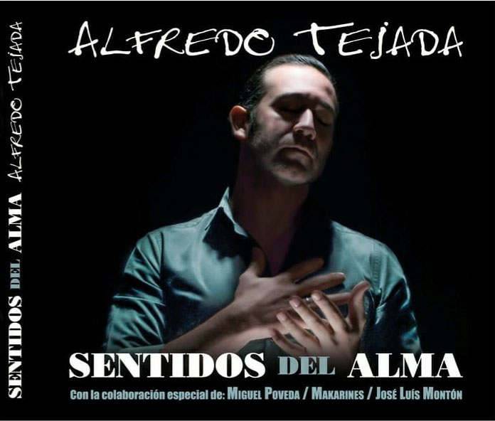 Alfredo Tejada Sentidos del Alma (cd)