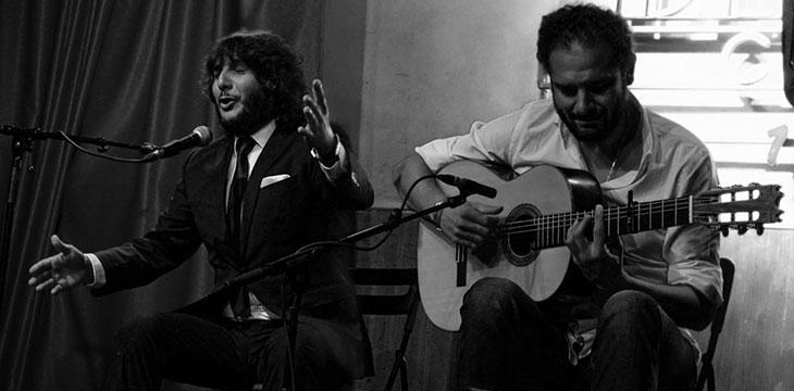 Antonio Reyes & Diego del Morao en el Café Berlín –  video