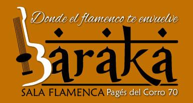 Baraka – Sala Flamenca