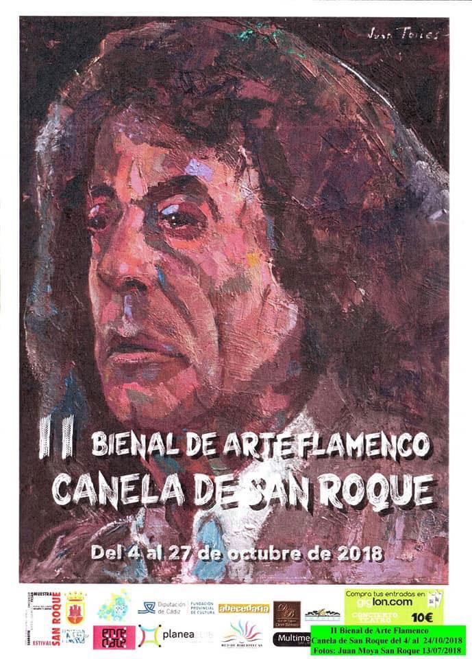 Bienal de Arte Flamenco Canela de San Roque