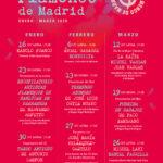 Círculo Flamenco de Madrid 2020