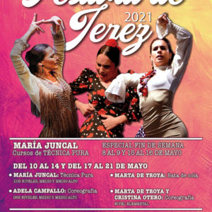 Cursos Festival de Jerez en CBJ