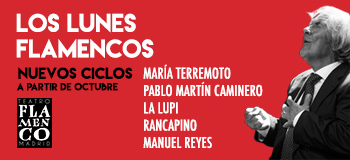 Lunes Flamencos Teatro Flamenco Madrid