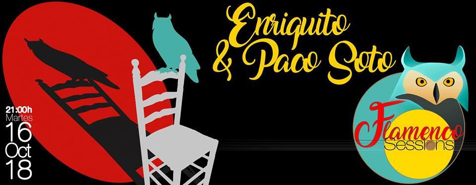 Buho Real - Enriquito & Paco Soto