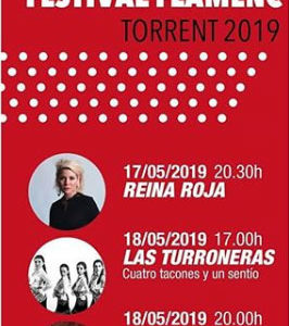 Festival Flamenc Torrent 2019