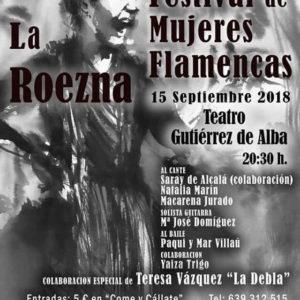 Festival Mujeres Flamencas
