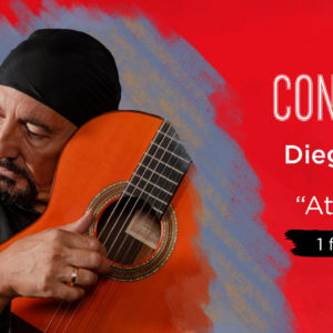 Diego Losada - Atemporal - Teatro Flamenco Madrid