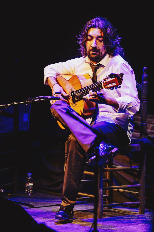 Guitarras de Jerez Antonio Rey
