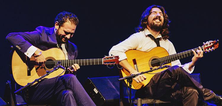 Diego del Morao y Antonio Rey, recital de vísceras y corazón