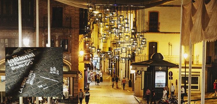 La Bienal de Sevilla invita a la alegría