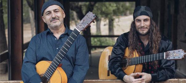 José María Bandera & El Amir Cancion Andaluza- Festival Café Berlín