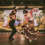 Tablao Flamenco Villa Rosa -Jonathan Miró & Agueda Saavedra