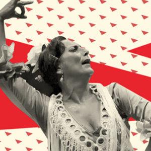 La Lupi - Los Lunes Flamencos Teatro Flamenco Madrid