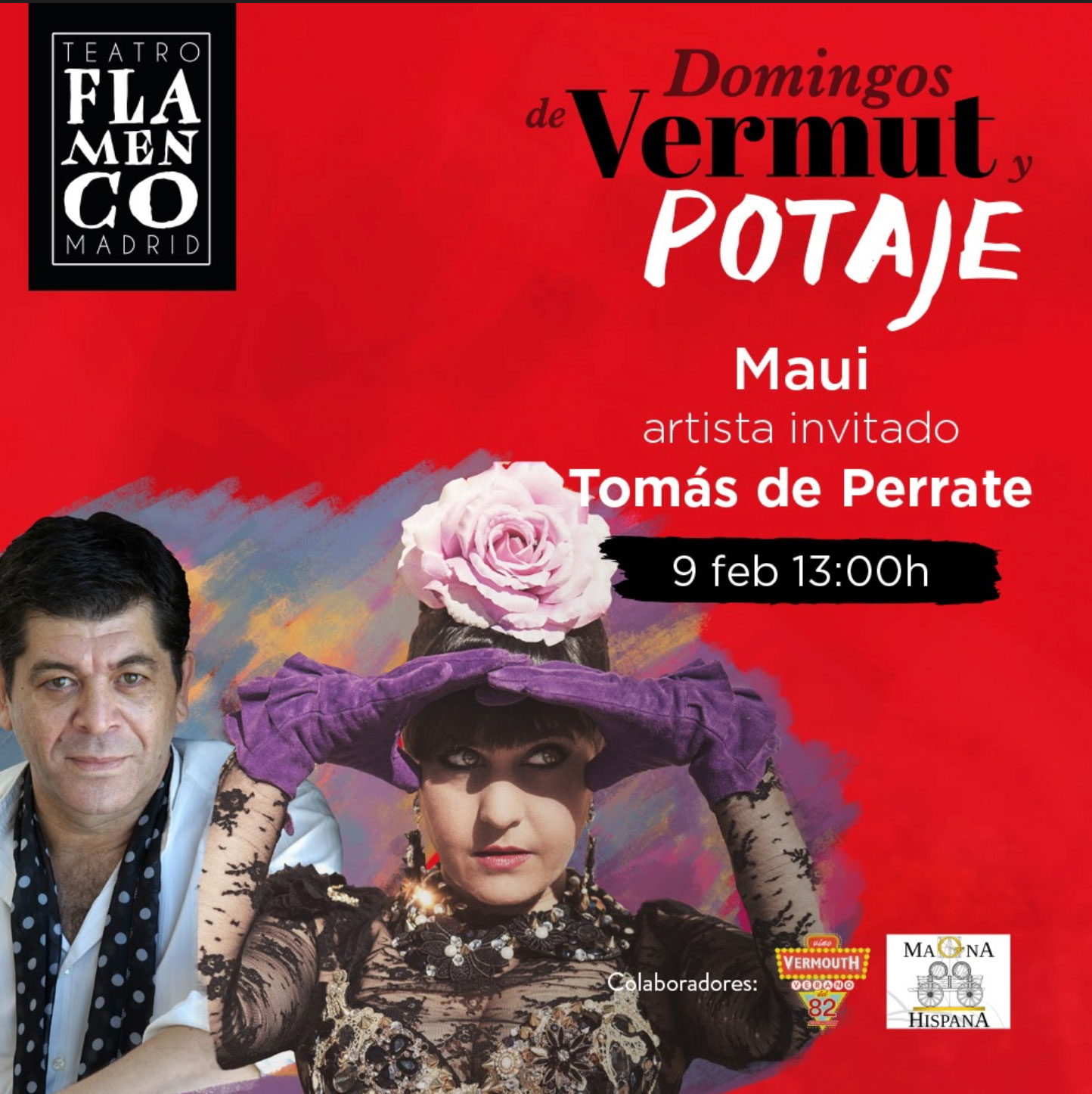 Potaje flamenco - Maui & Perrate