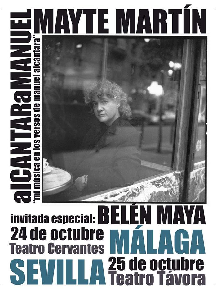 Mayte Martin - Teatro Távora