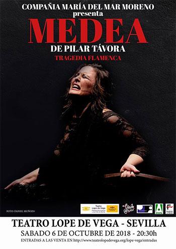 Medea - María del Mar Moreno